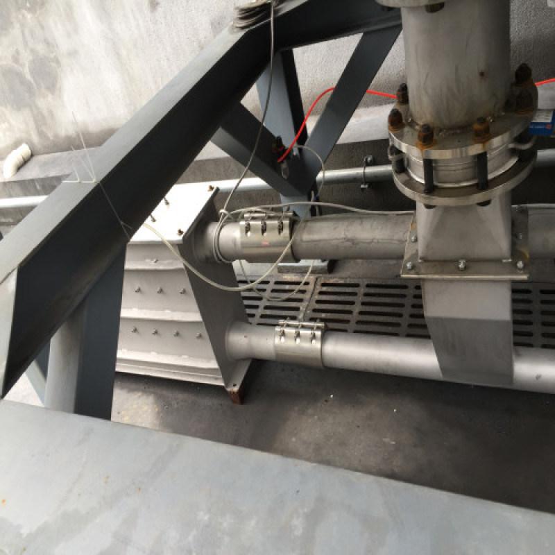 柔性螺旋输送机,机械输送机