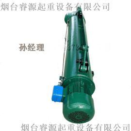 厂家直销 吊运矿井用起吊电动葫芦CD3t-18m