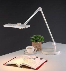 底座式OA桌灯 LED工作台灯 办公用节能灯10W