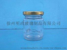廠家生產 各種 玻璃瓶 醬菜瓶