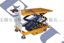ETU易梯优,自行走式液压升降平台车 全电动设计节省人力