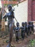 名人雕塑歐式樹脂玻璃鋼羅馬武士雕塑擺件 西方人物雕像定制