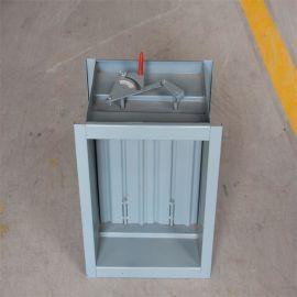 手动风量调节阀   中央空调制冷通风设备