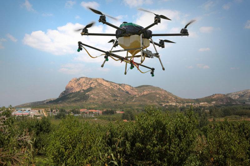 农用喷洒无人机 最新农用喷洒无人机