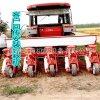 新型玉米浆腿式精播机 大豆玉米免耕6行播种机