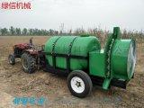 拖拉机牵引式果树弥雾机果园牵引式风送喷药机