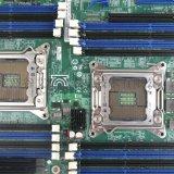 Intel/英特爾S2600CP2伺服器雙路主板C602晶片組雙千兆網口主板