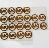 分体自粘不锈钢标牌, 标贴, 标签, LOGO