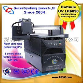 小型uv平板打印机打印手机壳
