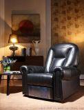 影院沙發 多功能視影廳沙發 進口青皮會所沙發廠家