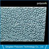 透光防水抗老化质轻高强隔断用PC蜂窝复合板