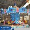 公园商场豪华转马游乐北京赛车 室内广场游乐设施厂家