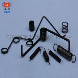 专业生产各种精密弹簧、五金冲压件、CNC车床件