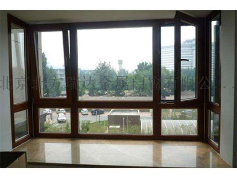 朝阳60忠旺断桥铝封阳台 断桥铝门窗多少钱一平米