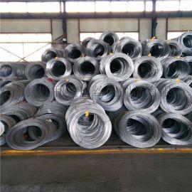 联利2.5mm镀锌工艺丝 镀锌改拔丝 软质铁丝厂家