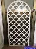 庆阳穿孔铝单板 穿孔镂空铝板幕墙 冲孔铝单板吊顶 穿孔铝单板价格
