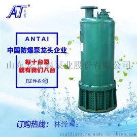安泰牌BQS150-80-75防爆排沙电动潜水泵