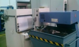 云帆过滤RFGL150型加工中心切屑处理机