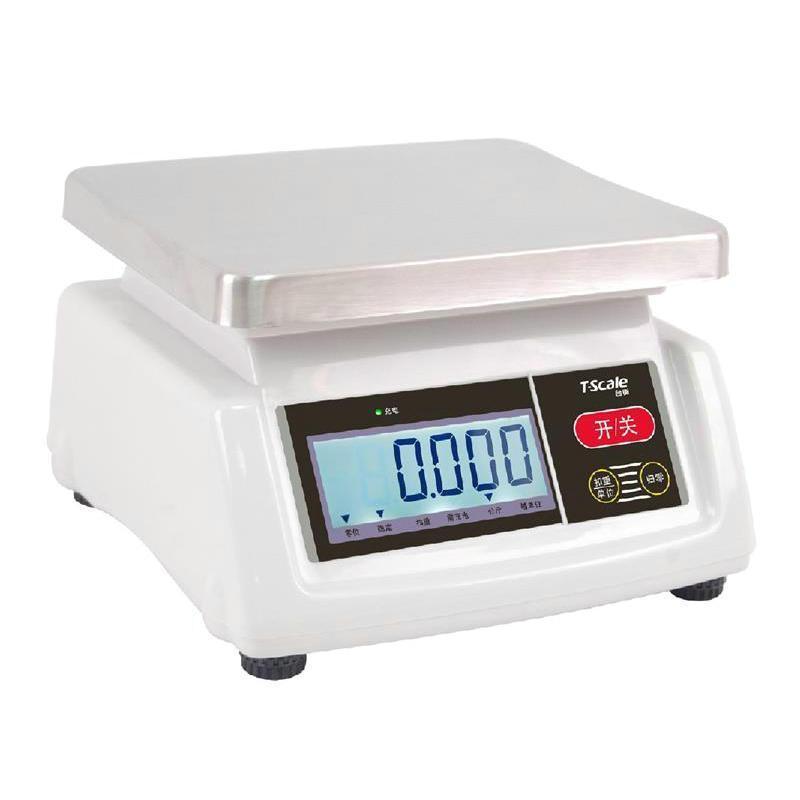 T28-25K 计重桌秤 防水电子秤 6kg 15公斤 江苏防水电子秤