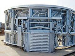 LF精炼炉炉盖20G水冷炉盖