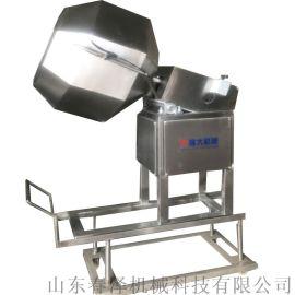 八角拌料机 糖产品加工厂专用设备 芝麻糖八角拌料机