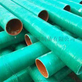 玻璃钢复合管河北轩驰厂家生产河南玻璃钢夹砂管规格