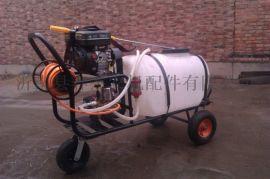 厂家直销汽油推车式打药机160L推车式打药机厂家