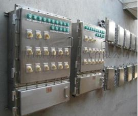 304不锈钢防爆配电箱专业定做