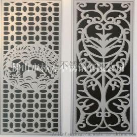 304不锈钢门花 激光雕花镀铜门花装饰配件加工
