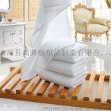 酒店白毛巾32股进口棉