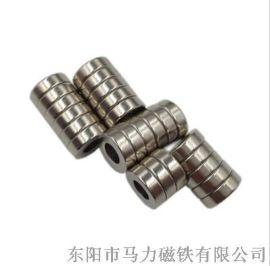 强力圆环磁铁 钕铁硼磁铁定制加工