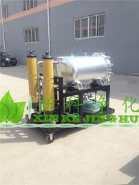 聚结脱水滤油机HCP100A38050K-C滤油机