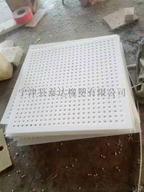 厂家直销PE板聚乙烯塑料板白色高密度PE板