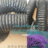 液压机械油缸防尘罩,圆形圆筒式液压缸油缸防尘罩