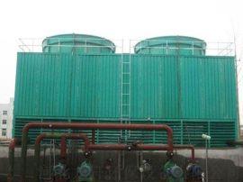 方形逆流式低温降型DFNL-400T冷却塔