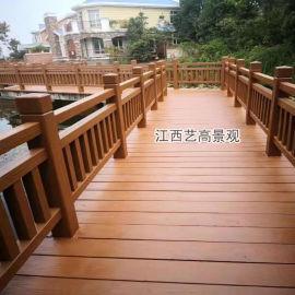 挑选水泥仿木栏杆小知识,国标仿木栏杆验收质量标准