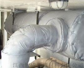 蒸汽阀门保温套 可拆卸式蒸汽保温套