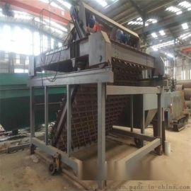 大型年产10万吨鸡粪生产线发酵处理