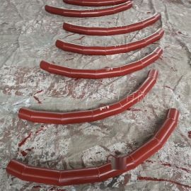 专业生产耐磨陶瓷管厂家