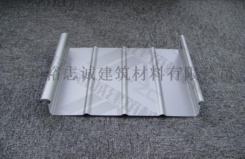 供應銅仁鋁鎂錳板直立鎖邊屋面系統65-430