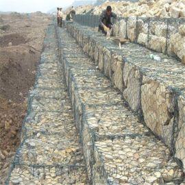 河道治理石笼网现货 堤坡防护石笼网安平生产厂家