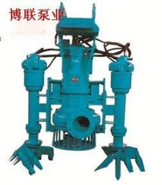 小松_沃尔沃_现代_卡特挖机_QSY液压潜水排浆泵_清淤泵