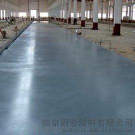 混凝土金刚砂耐磨地坪材料组成成分