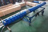 卧式低能耗深井潜水泵价格_河道水池地下水提升  卧式QJ泵直销