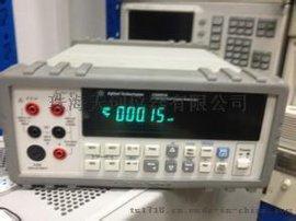 U3401A数字万用表,Agilent安捷伦台式万用表,4 ½ 位双显示万用表