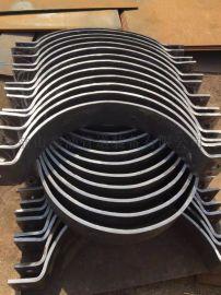 A1-1管夹|三孔短管夹|Q235管托厂家直销