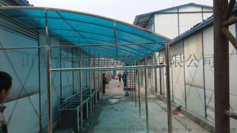 山東青島pc陽光板|耐力板廠家直銷