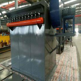 碳钢工业.单机布袋除尘器
