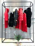 广州石井尾货服装批发市场 品牌女装特价折扣