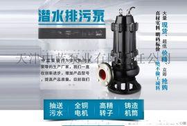 专业潜水泵厂家 WQ污水泵 耐磨 无泄漏